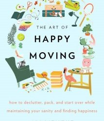 Event: Live Chat with author Ali Wenzke, The Art of Happy Moving